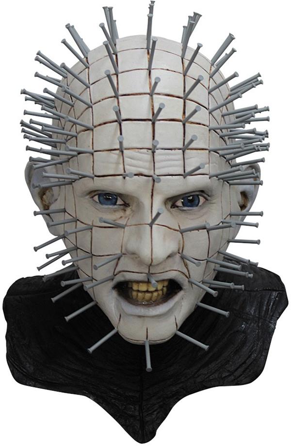 UFFICIALE Deluxe Hellraiser Pinhead Lattice Horror Maschera